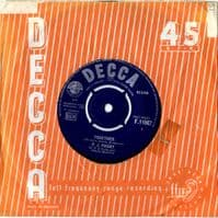 P.J. Proby - Together/Sweet And Tender Romance (F 11967)