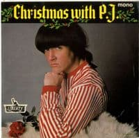 P.J.Proby - Christmas With P.J. (LEP 2239)