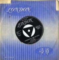 Pat Boone - A Wonderful Time Up There/It's Too Soon To Know (HLD 8574)