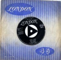 Pat Boone - April Love/When The Swallows Come Back To Capistrano (HLD 8512)