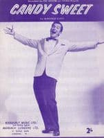 Pat Boone - Candy Sweet