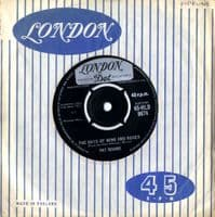 Pat Boone - The Days Of Wine And Roses/Meditation (HLD 9674)