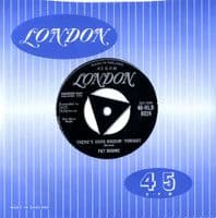 Pat Boone - There's Good Rockin' Tonight/With The Wind And Rain In Your Hair (HLD 8824)