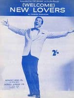 Pat Boone - Welcome New Lovers
