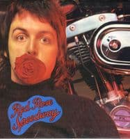 Paul McCartney - Red Rose Speedway (PCTC 251) Gatefold Sleeve with Booklet