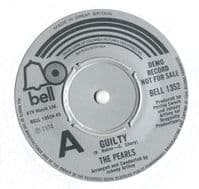 Pearls,The - Guilty/I'll Say It Over Again (1352) Demo M-