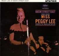 Peggy Lee - Basin Street East Proudly Presents (ST 1520) Stereo M-/M-