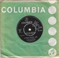 Peter And Gordon - A World Without Love/If I Were You (DB 7225)