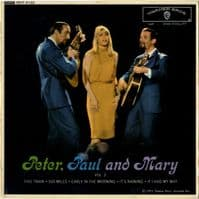 Peter,Paul and Mary - Vol. 2 - This Train - 500 Miles (WEP 6122)