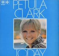 Petula Clark - Today - City Lights - This Is My Song (PKL 5502) Ex/M-
