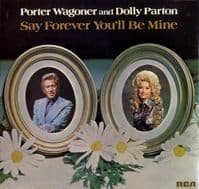 Porter Wagoner and Dolly Parton - Say Forever You'll Be Mine (APL1-1116)