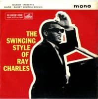 Ray Charles - The Swinging Style Of .. (7EG 8801)