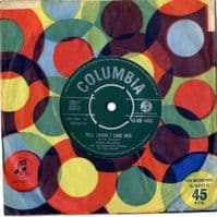Ricky Valance - Tell Laura I Love Her/Once Upon A Time (DB 4493)