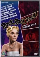 Rock,Rock,Rock ! - Chuck Berry - Johnny Burnette Trio - Moonglows - New/Sealed