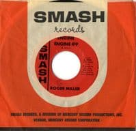 Roger Miller - Engine Engine No. 9/The Last Word In Lonesome is Me (S-1983) M-