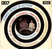 Roland Shaw & Orch. - James Bond In Action (LK 4730)