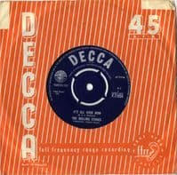 Rolling Stones,The - It's All Over Now/Good Times, Bad Times (F 11934) Ex