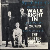 Rooftop Singers,The - Walk Right In/Cool Water (Hit 17) Japan