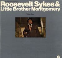 Roosevelt Sykes & Little Brother Montgomery - Urban Blues (antasy 0017) 2 LP Set