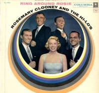 Rosemary Clooney and The Hi-Lo's - Ring Around Rosie (CL 1006) M-/M-