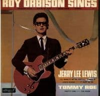 Roy Orbison - Sings Domino +  Jerry Lee Lewis and Tommy Roe (All 778)
