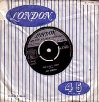 Roy Orbison - Too Soon To Know/You'll Never Be Sixteen Again  (HLU 10067)