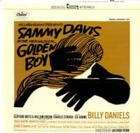 Sammy Davis - Billy Daniels - Golden Boy (SVAS 2124) A Musical Comedy