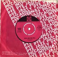 Sandie Shaw - How Can You Tell/If Ever You Need Me (7N 15987)
