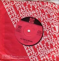 Sandie Shaw - I'll Stop At Nothing/You Can't Blame Him (15783)