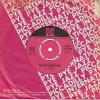 Sandie Shaw - Message Understood/Don't You Count On It (15940)