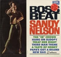 Sandy Nelson - Boss Beat - The In Crowd - Treat Her Right (9298) M-/M-