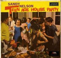 Sandy Nelson - Teenage House Party (HAP 8051)