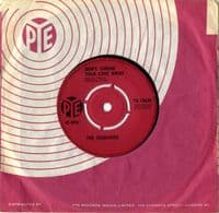 Searchers,The - Don't Throw Your Love Away/I Pretend I'm With You  (7N 15630)