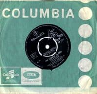 Seekers,The - The Carnival Is Over/We Shall Not Be Moved (DB 7711) M-