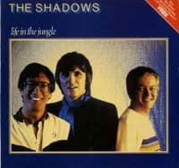 Shadows,The - Life In The Jungle + Live At Abbey Road (Shads 1) 2 x LP's