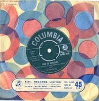 Shadows,The - Man Of Mystery/The Stranger (DB 4530)