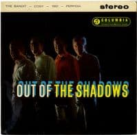 Shadows,The - Out Of The Shadows (ESG 7883) Stereo
