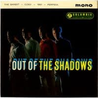 Shadows,The - Out Of The Shadows (SEG 8218) Ex/M-