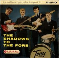 Shadows,The - Shadows To The Fore  (SEG 8094)