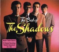 Shadows,The - The Best Of .. (35 Rockin' Guitar Classics - 2 CD's - New/Sealed)
