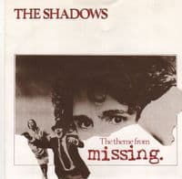 Shadows,The - The Theme From Missing/The Shady Lady (POSP 485)