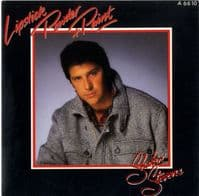 Shakin' Stevens - Lipstick Powder And Paint/I'll Give You My Heart (A 6610)
