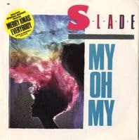 Slade - My Oh My/Merry Christmas Everybody/Keep Your Hands Off .. (RCA 373) M-/M