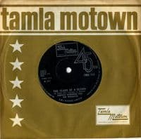 Smokey Robinson and The Miracles - The Tears Of A Clown/Who's Gonna Take The Blame (TMG 745) M-