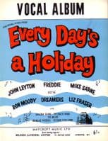 Songbook - Everyday's A Holiday (Vocal Album)