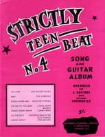 Songbook - Strictly Teenbeat No.4 - Go Now - Down Home Girl - Honey Don't etc.