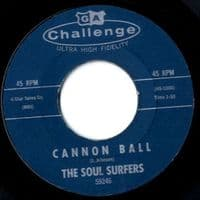 Soul Surfers,The - Cannonball - Jerry Wallace - In The Misty Moonlight (59246)