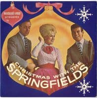 Springfields,The - Christmas With The Springfields (P 125E) Ex/M-