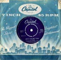 Tennessee Ernie Ford - Love Is The Only Thing/Sunny Side Of Heaven (CL 15100)