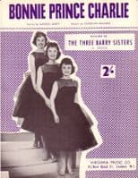Three Barry Sisters, The - Bonnie Prince Charlie